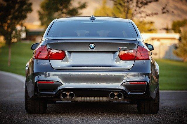 Zawieszenie pneumatyczne do BMW